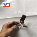 UV真空镀膜五金塑胶表面处理折弯方管不锈钢弹片弹簧自动线喷涂夹具ZS-2092