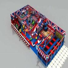 蹦床公园 室内淘气堡 室内儿童乐园 淘气堡设备 淘气堡乐园  淘气堡定做图片
