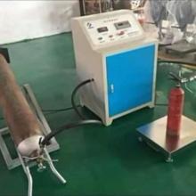 鸿源GTM-E二氧化碳灌装机灭火器维修设备灭火器灌装设备图片