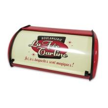 广东省江门市欧美风格翻盖面包箱 喷粉铁制面包箱 欧式面包箱生产厂家图片