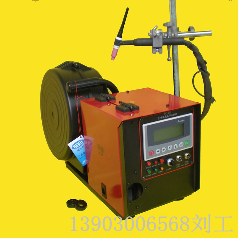 永磁电机双驱动送丝机 自动送焊丝销售