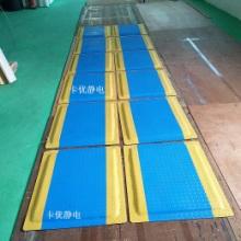 设备防震脚垫,工业抗疲劳地垫,卡优耐磨防疲劳垫图片