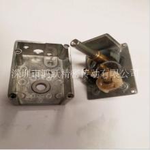 深圳4632涡轮蜗杆双出轴减速箱-涡轮蜗杆双出轴减速箱价钱-定制批发图片