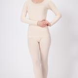 纯棉美体内裤生产厂家直销 石墨烯美体内衣套装 出口品质女式内衣
