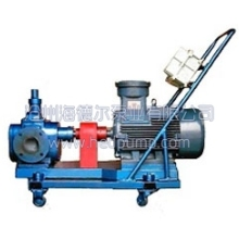 沧州YCB系列移动式齿轮泵图片