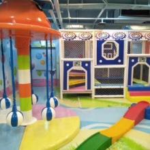 承德市儿童乐园设备  淘气堡生产厂家图片