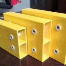 厂家销售玻璃钢槽钢圆管方管拉挤型材图片
