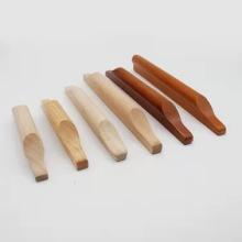 实木橡木拉手 白蜡木实木拉手 榉木床头柜拉手
