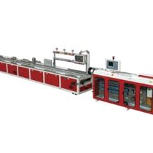 板片生产设备厂家     PVC高密度结皮板生产线供应商    PVC高密度板设备厂家价格图片