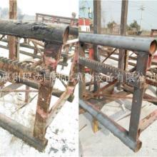 施工电梯节除油泥机器 塔吊除锈除漆喷砂机生产厂家图片