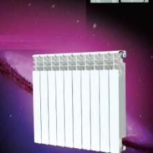 广东铜铝复合散热器75×75 铜管对流散热器报价热线-天津亨利金属制品科技有限公司