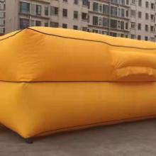 江蘇消防救生氣墊定制 充氣式救援逃生氣墊價格圖片