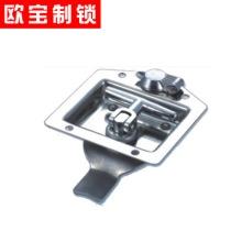 供应MS857不锈钢工业柜锁 机柜平面锁 机箱锁  门锁配电箱图片